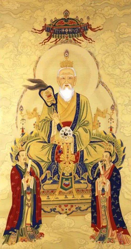 道教四大名山分别用来供奉哪些神仙?